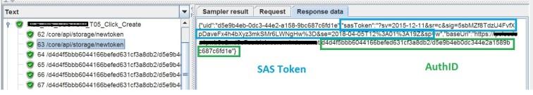 File upload on Azure Cloud using JMeter – QAutomation