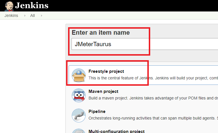 How to run Jmeter scripts by Taurus and Jenkins? – QAutomation